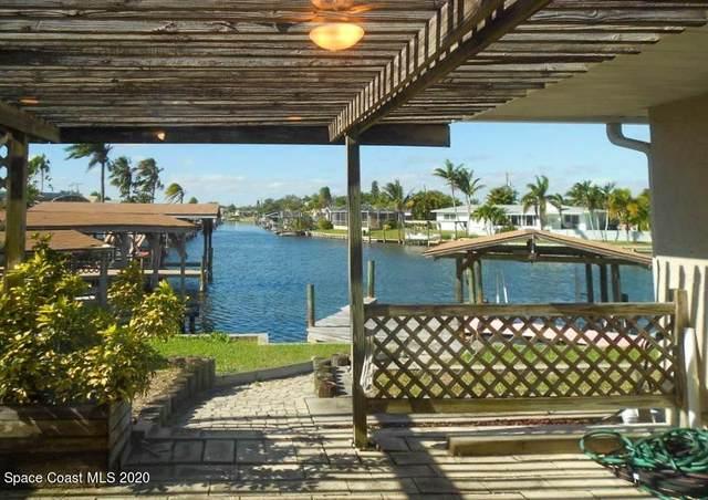 1525 Sykes Creek Drive, Merritt Island, FL 32953 (MLS #893886) :: Blue Marlin Real Estate