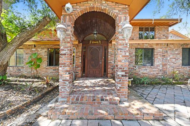 4205 Crooked Mile Road, Merritt Island, FL 32952 (MLS #893955) :: Premium Properties Real Estate Services