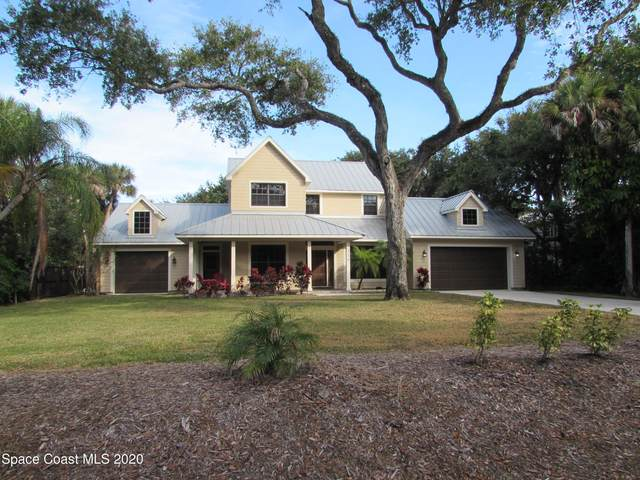 116 River Oaks Road, Melbourne Beach, FL 32951 (MLS #893959) :: Premium Properties Real Estate Services