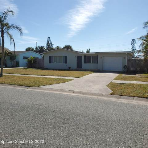 128 Lee Street, Indialantic, FL 32903 (MLS #893960) :: Engel & Voelkers Melbourne Central