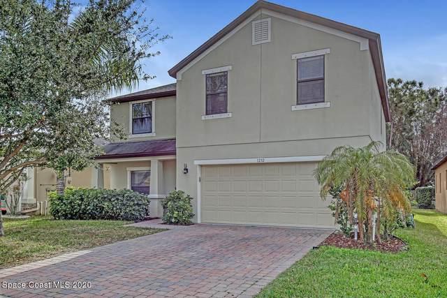 1232 Hailey Street, West Melbourne, FL 32904 (MLS #894029) :: Blue Marlin Real Estate