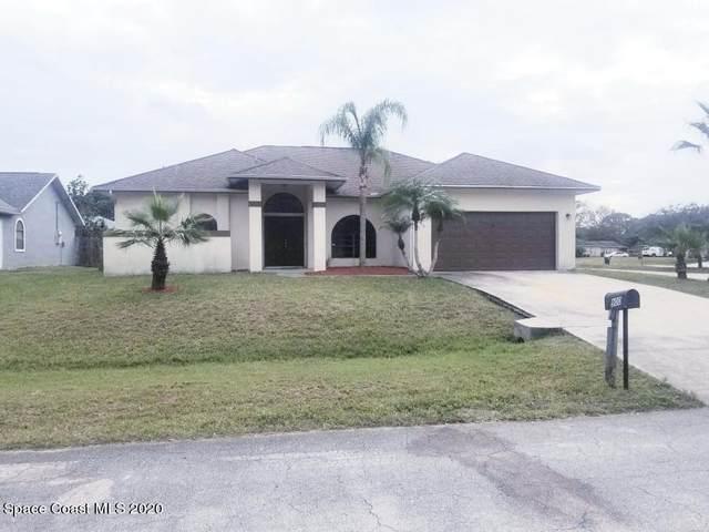 900 SE Hattaras Terrace SE, Palm Bay, FL 32909 (MLS #894134) :: Premier Home Experts
