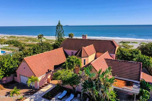 901 S Atlantic Avenue, Cocoa Beach, FL 32931 (MLS #894156) :: Blue Marlin Real Estate