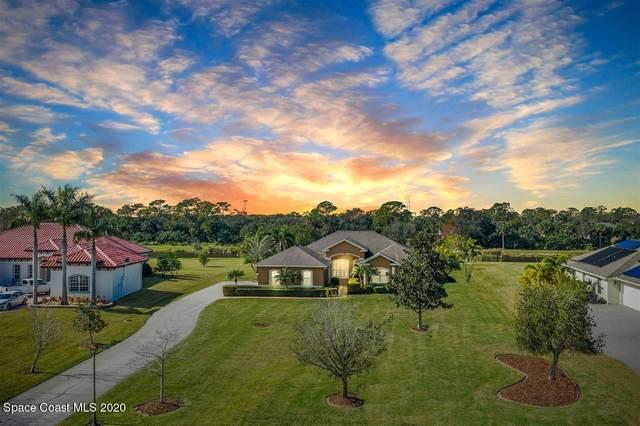 5196 Royal Paddock Way, Merritt Island, FL 32953 (MLS #894186) :: Blue Marlin Real Estate
