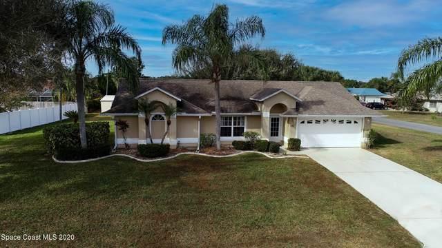 498 Brookdale Avenue NE, Palm Bay, FL 32907 (MLS #894473) :: Blue Marlin Real Estate