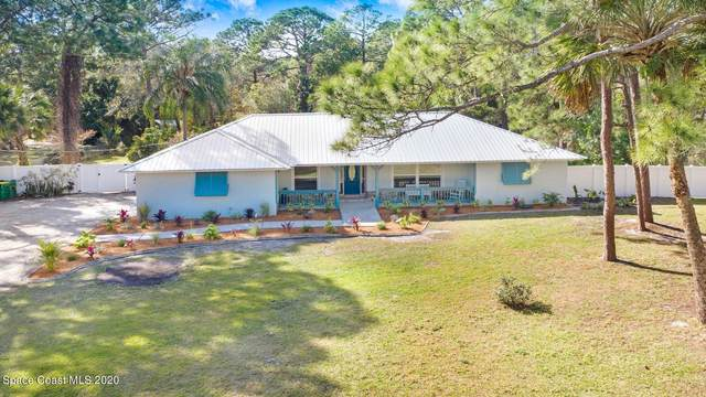 2555 Trotters Trail, Cocoa, FL 32926 (MLS #894505) :: Premium Properties Real Estate Services