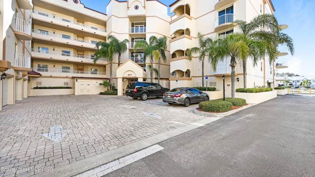 807 Mystic Drive C-509, Cape Canaveral, FL 32920 (MLS #894583) :: Engel & Voelkers Melbourne Central