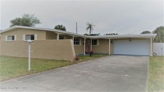 208 Atlantic Boulevard, Indian Harbour Beach, FL 32937 (MLS #894676) :: Armel Real Estate
