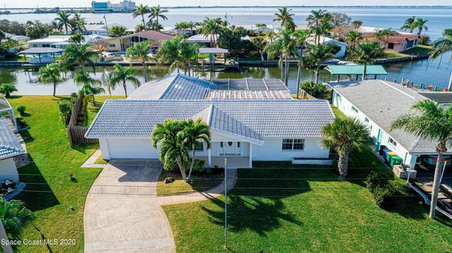 452 Dorset Drive, Cocoa Beach, FL 32931 (MLS #894833) :: Premium Properties Real Estate Services