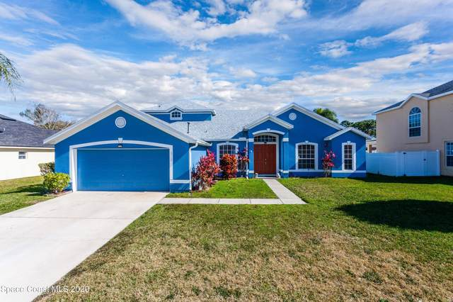 312 Barrymore Drive, Rockledge, FL 32955 (MLS #894888) :: Blue Marlin Real Estate