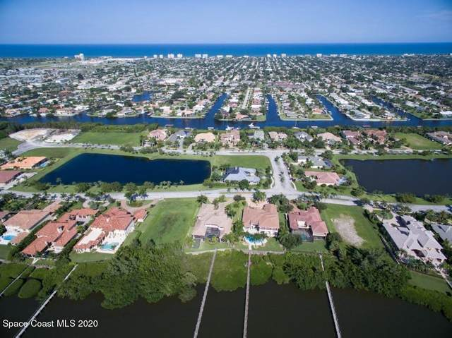 320 Lansing Island Drive, Satellite Beach, FL 32937 (MLS #895715) :: Blue Marlin Real Estate