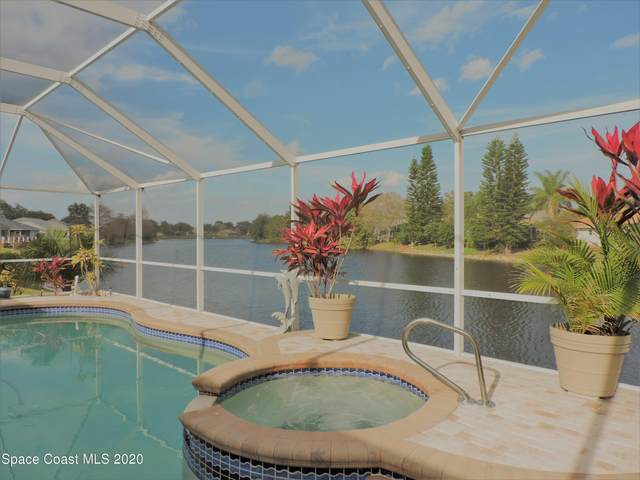 1222 Meadow Lake Road, Rockledge, FL 32955 (MLS #895828) :: Engel & Voelkers Melbourne Central