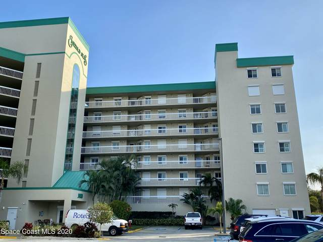 3400 Ocean Beach Boulevard #314, Cocoa Beach, FL 32931 (MLS #895839) :: Premium Properties Real Estate Services