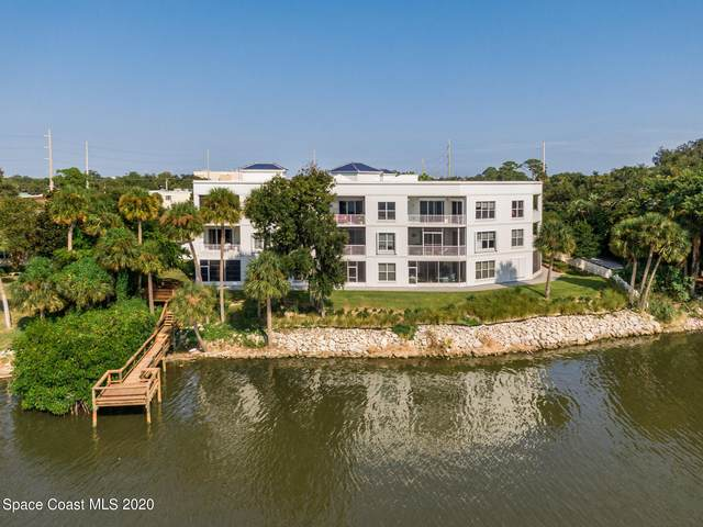 420 Moore Park Lane #102, Merritt Island, FL 32952 (MLS #895912) :: Blue Marlin Real Estate