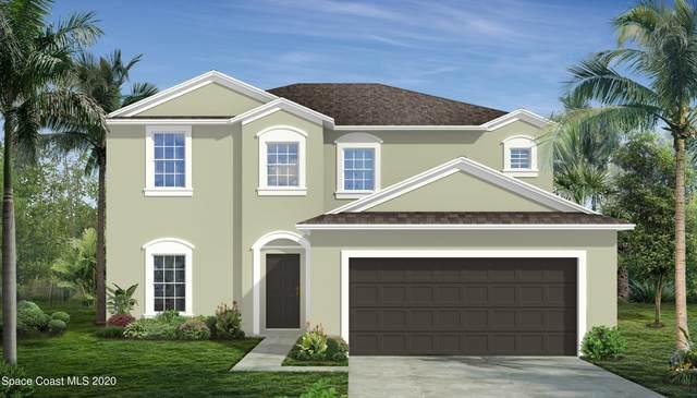 692 Corbin Circle SW, Palm Bay, FL 32908 (MLS #895988) :: Keller Williams Realty Brevard