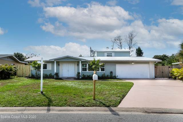 3076 Sunset Court, Cocoa, FL 32922 (MLS #896531) :: Premium Properties Real Estate Services