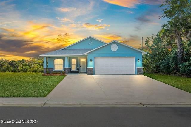 305 Atlantic Drive, Melbourne Beach, FL 32951 (MLS #896537) :: Premium Properties Real Estate Services