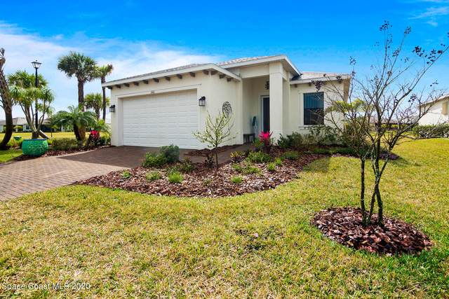2401 Treasure Cay Lane, Melbourne, FL 32940 (MLS #897098) :: Blue Marlin Real Estate