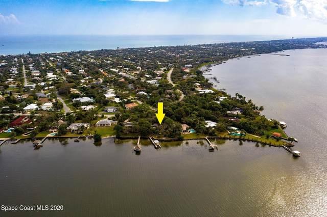 1320 S Riverside Drive, Indialantic, FL 32903 (MLS #897268) :: Premium Properties Real Estate Services
