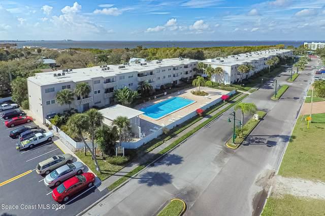 223 Columbia Drive #325, Cape Canaveral, FL 32920 (MLS #897279) :: Blue Marlin Real Estate
