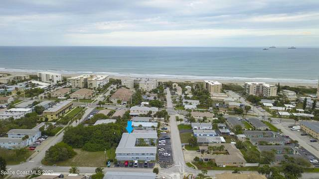 302 Lincoln Avenue #10, Cape Canaveral, FL 32920 (MLS #897377) :: Premium Properties Real Estate Services