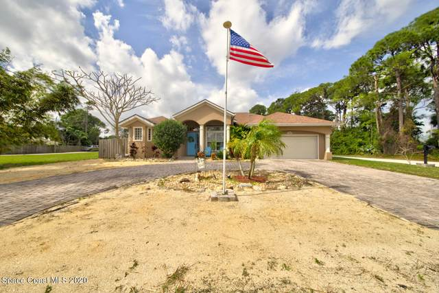 1855 Newfound Harbor Drive, Merritt Island, FL 32952 (MLS #897449) :: Blue Marlin Real Estate