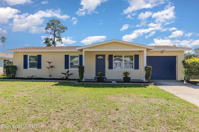 3629 Briarcliff Way, Mims, FL 32754 (MLS #897545) :: Engel & Voelkers Melbourne Central