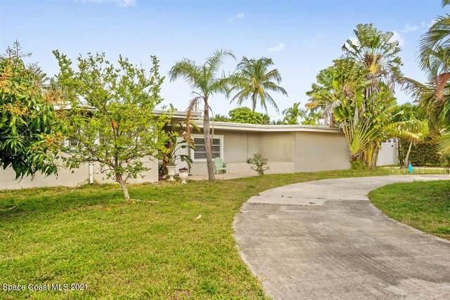 510 Banyan Way, Melbourne Beach, FL 32951 (MLS #897565) :: Premium Properties Real Estate Services