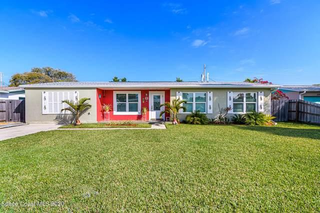 333 Gemini Drive, Satellite Beach, FL 32937 (MLS #897586) :: Blue Marlin Real Estate