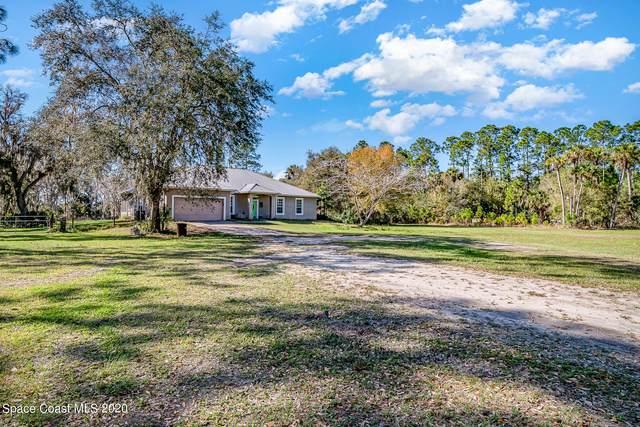 920 Lake Harney Woods Boulevard, Mims, FL 32754 (MLS #897891) :: Blue Marlin Real Estate