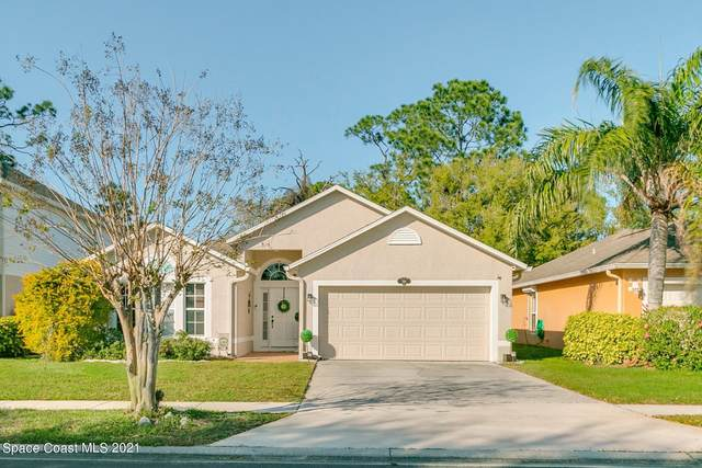249 Macon Drive, Titusville, FL 32780 (MLS #897903) :: Premium Properties Real Estate Services