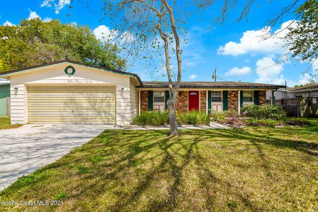934 Kings Post Road, Rockledge, FL 32955 (MLS #897946) :: Blue Marlin Real Estate