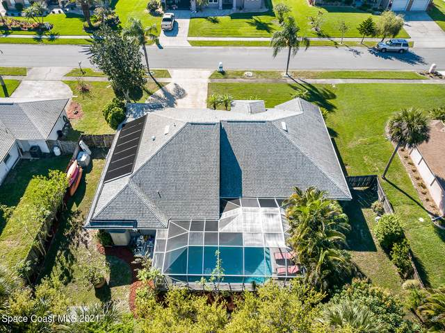 234 Lake Shore Drive, Merritt Island, FL 32953 (MLS #897962) :: Premium Properties Real Estate Services