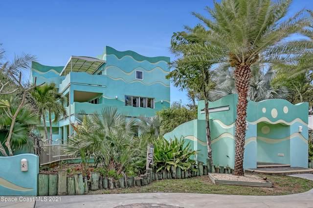 352 S Orlando Avenue, Cocoa Beach, FL 32931 (MLS #897981) :: Premium Properties Real Estate Services