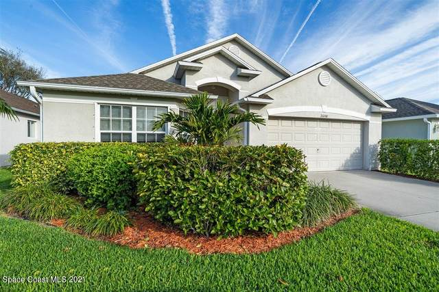 2688 Bradfordt Drive, Melbourne, FL 32904 (MLS #898009) :: Premium Properties Real Estate Services