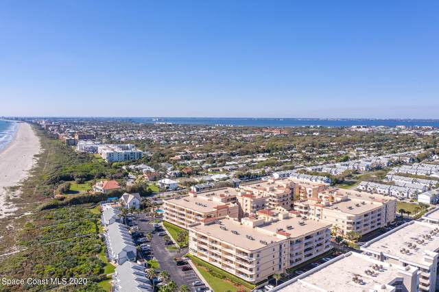 816 Mystic Drive #203, Cape Canaveral, FL 32920 (MLS #898137) :: Engel & Voelkers Melbourne Central