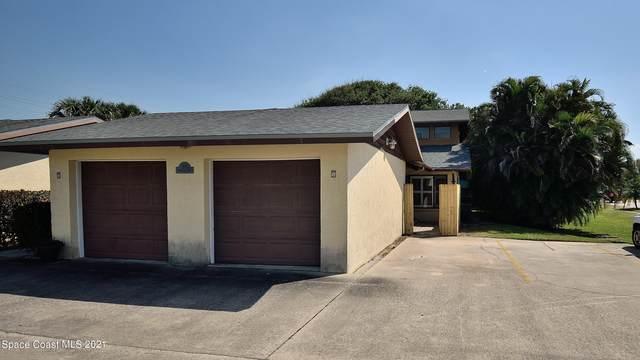 255 Woodland Avenue #1, Cocoa Beach, FL 32931 (MLS #898144) :: Blue Marlin Real Estate