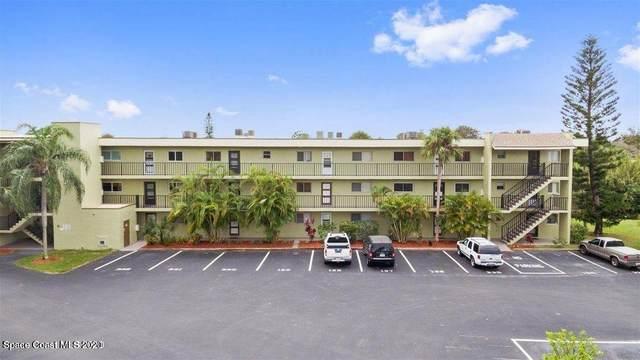 1001 W Eau Gallie Boulevard #213, Melbourne, FL 32934 (MLS #898155) :: Blue Marlin Real Estate