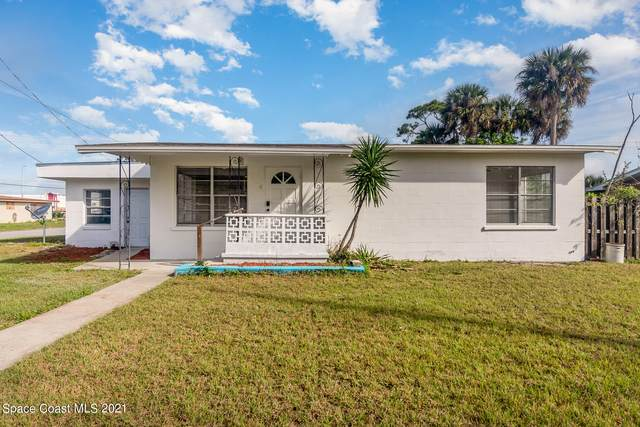 166 Beverly Street, Titusville, FL 32780 (MLS #898170) :: Coldwell Banker Realty