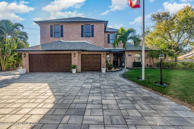 891 Peregrine Drive, Indialantic, FL 32903 (MLS #898181) :: Blue Marlin Real Estate