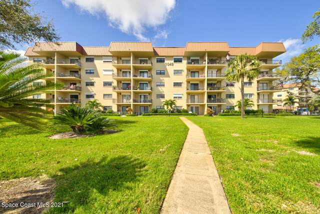 1049 Rockledge Drive B 205, Rockledge, FL 32955 (MLS #898296) :: Blue Marlin Real Estate