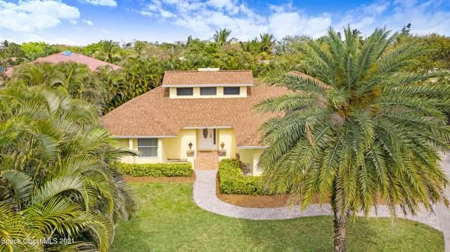1299 Mosswood Court, Indialantic, FL 32903 (MLS #898315) :: Premium Properties Real Estate Services