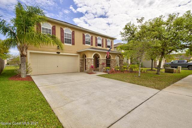 4243 Palladian Way, Melbourne, FL 32904 (MLS #898321) :: Premium Properties Real Estate Services