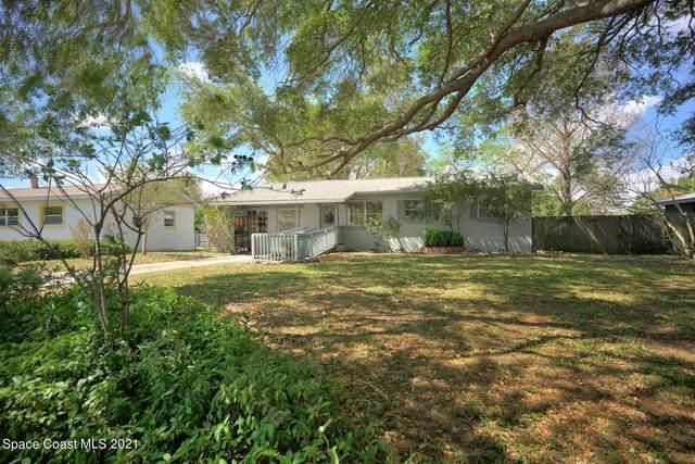 2409 Cherbourg Road, Cocoa, FL 32926 (MLS #898354) :: Premium Properties Real Estate Services