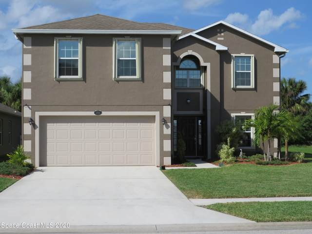 2720 Snapdragon Drive NW, Palm Bay, FL 32907 (MLS #898367) :: Premium Properties Real Estate Services