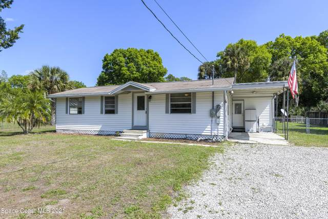 716 Vine Street, Melbourne, FL 32904 (MLS #898405) :: Premium Properties Real Estate Services