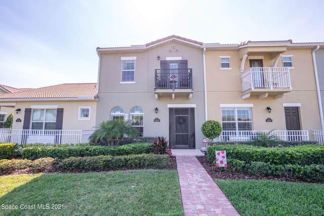 4808 Sprint Circle, Rockledge, FL 32955 (MLS #898572) :: Blue Marlin Real Estate