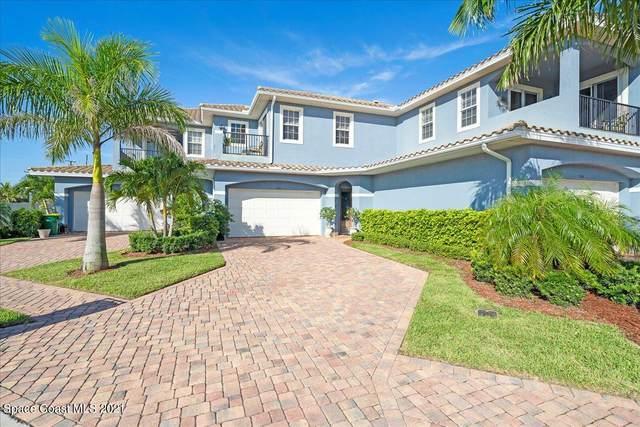 104 Mediterranean Way, Indian Harbour Beach, FL 32937 (MLS #898591) :: Keller Williams Realty Brevard
