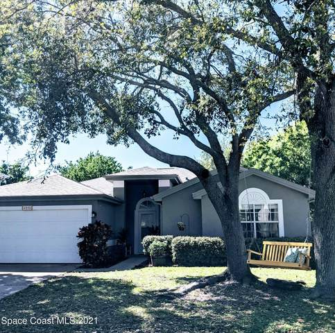 6950 Mulberry Court, Melbourne, FL 32940 (MLS #898600) :: Blue Marlin Real Estate
