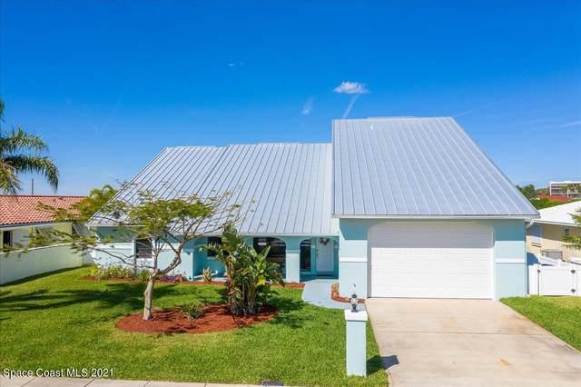 341 Jack Drive, Cocoa Beach, FL 32931 (MLS #898672) :: Dalton Wade Real Estate Group